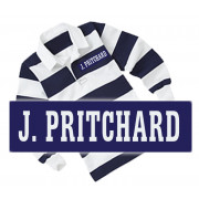 One Inch Woven ID Name Tags