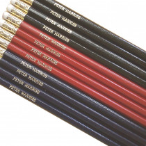 Pack of 12 Personalized Pencils