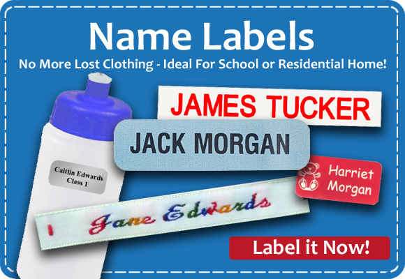 Click Here For Name Labels