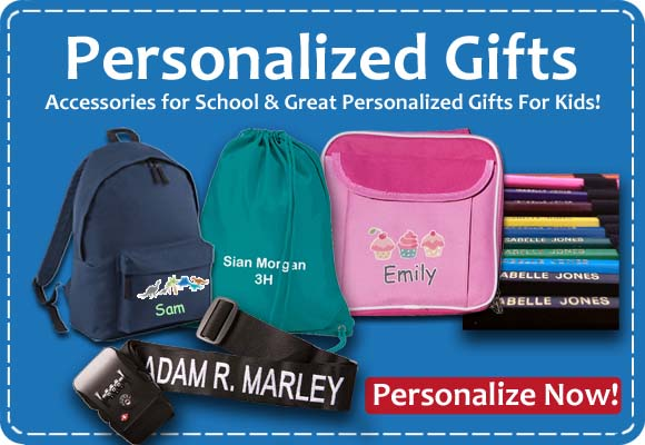Click Here For Personalized GIfts